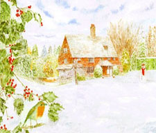 See details for Enchanted Cottage,Winter here